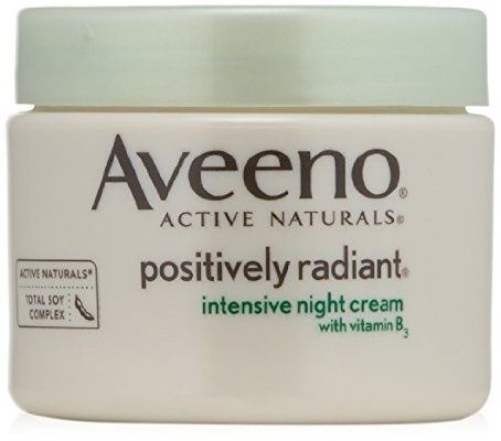 Aveeno Positively Radiant Intensive Night Cream, 1.7 Ounce - For Sale Check more at http://shipperscentral.com/wp/product/aveeno-positively-radiant-intensive-night-cream-1-7-ounce-for-sale/