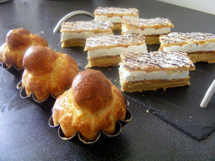 Rêve de gourmandises 2 Spécial CAP Pâtisserie