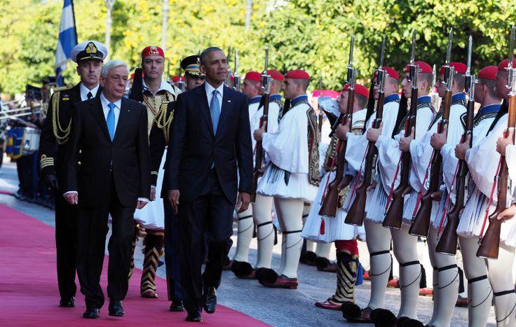 Το κομμάτι της επίσημης επίσκεψης εργασίας του Μπαράκ Ομπάμα ολοκληρώθηκε χθες, πρώτη ημέρα της διαμονής του στην Αθήνα, και σήμερα θα συνεχιστεί με επίσκεψη στην Ακρόπολη και ομιλία προς τον ελληνικό λαό από το Ιδρυμα «Σταύρος Νιάρχος».