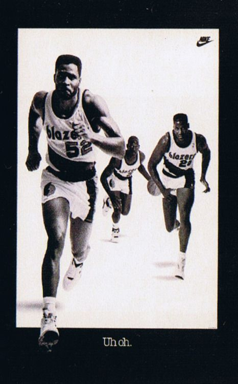 Buck Williams, Terry Porter & Jerome Kersey- No offense to Clyde, but these 3 are my FAVORITE Blazers ever!