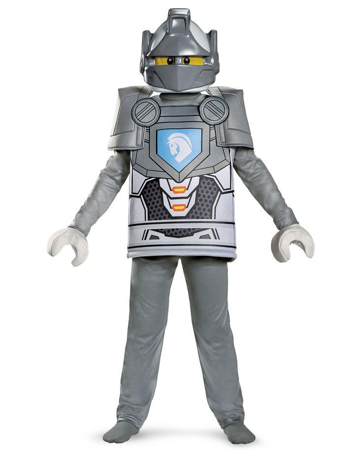 Deluxe Lance Nexo Knights Lego™ kostuum voor kinderen #Lego #Ninjago #NexoKnights #Kerst2016