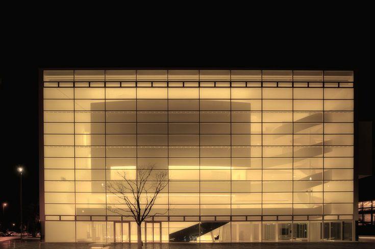 Neues Theater Gütersloh von Jan Peter Theurich