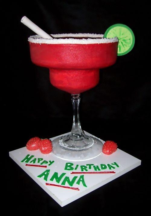 Margarita Cake Pictures