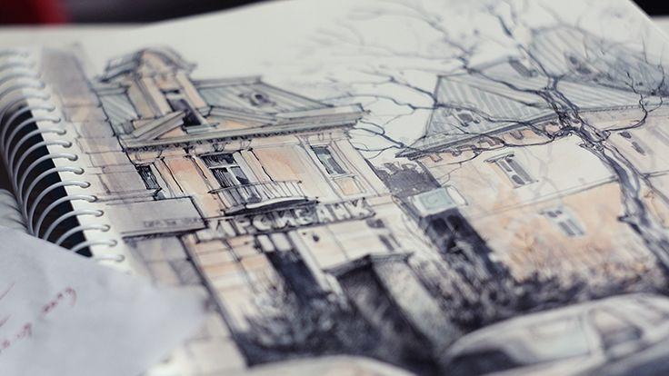 Сообщество творческого выдоха - Улицы и города. Маркеры.