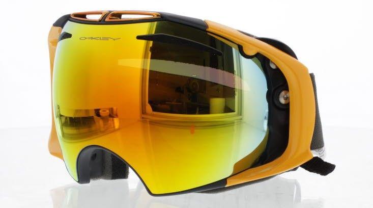 OAKLEY AIRBRAKE OO7037 59-490 Masque de ski