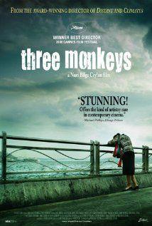 Os três Macacos (2008) Poster