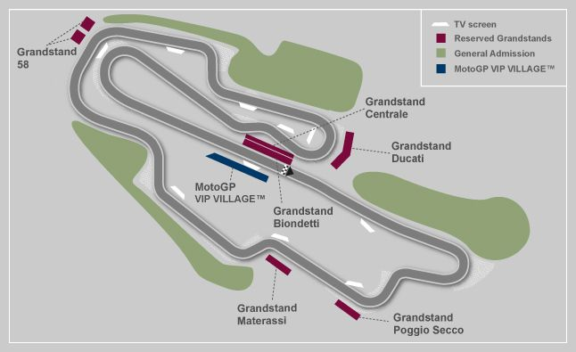 Gran Premio d'Italia TIM (MotoGP): Schedule, Location, Circuit, Length, Live stream, watch online, Details - http://www.tsmplug.com/motogp/gran-premio-ditalia-tim-motogp/