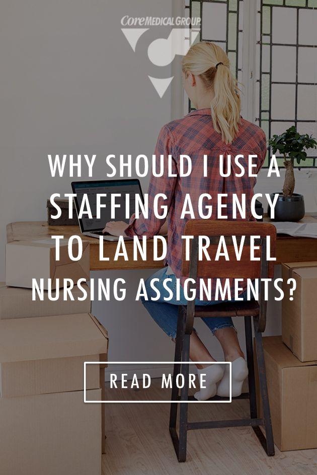 Best International Travel Nurse Agency