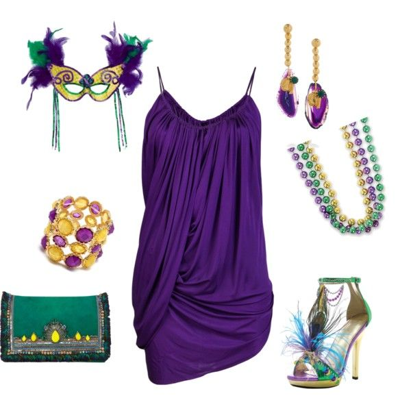 1000  ideas about Mardi Gras Outfits on Pinterest  Party outfits ...