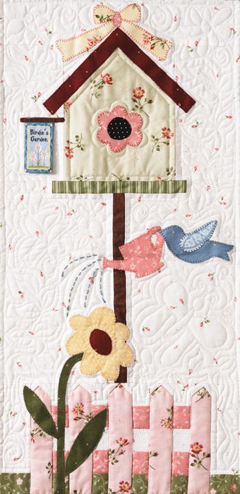 Quiltcompany: Birdhouse LL4