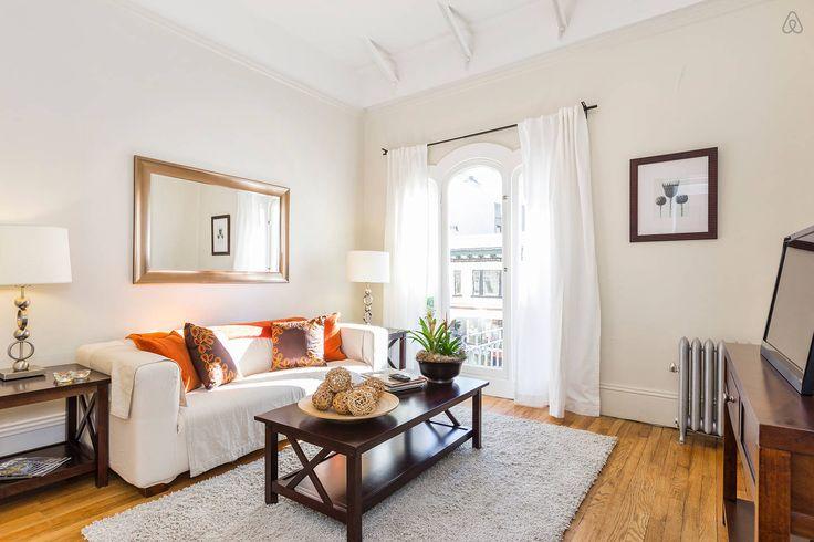 Good Size Living Room So You Won 39 T Feel Cramped Quaint Home San