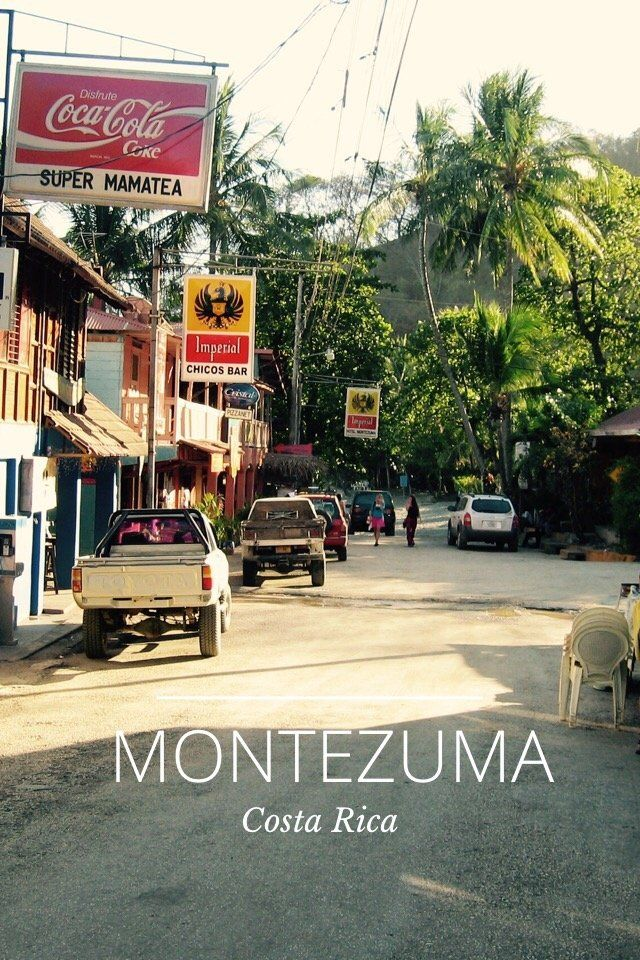 MONTEZUMA, COSTA RICA a story by Julie Boyle on Steller