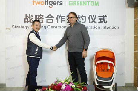 Twotigers/Greentom:推动全方位儿童安全