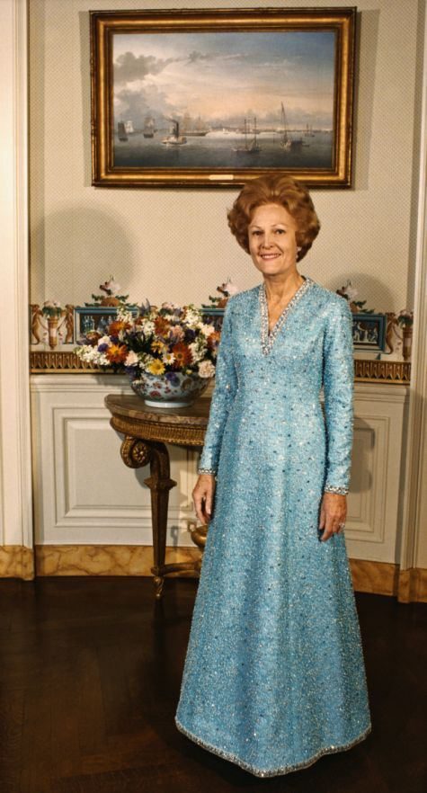 """Pat Nixon in Karen Stark at the 1973 Inauguration"" 