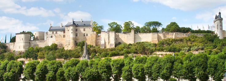 Visiter Forteresse Royale de Chinon – Mes Sorties Culture – Forteresse Royale de Chinon
