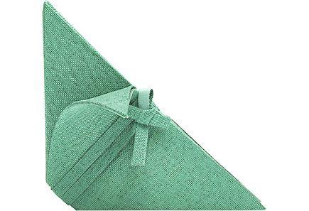 Iittala X Issey Miyake servetti 53x40 cm, smaragdi - Sokos verkkokauppa