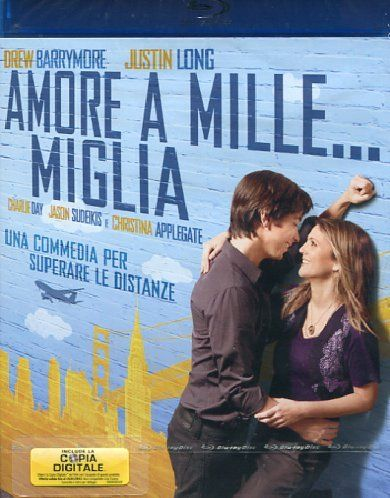 Amore A Mille Miglia: Amazon.it: Drew Barrymore, Justin Long, Charlie Day, Jason Sudeikis, Christina Applegate, Jim Gaffigan, Ron Livingston, Natalie Morales, Rob Riggle, June Diane Raphael, Anna Kuchma, Matt Servitto, Mike Birbiglia, Maria Di Angelis, Na