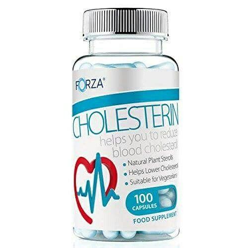 FORZA Cholesterol un concentrato di steroli vegetali per ridurre il colesterolo in modo naturale.   #FORZAIntegratori #FORZADay #benessere #colesterolo #compraora
