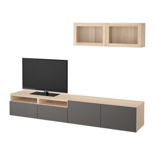 Die besten 25+ Ikea tv möbel Ideen auf Pinterest Ikea sideboard - schlafzimmerschrank mit fernsehfach