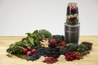 Nutribullet Recipes-Cholesterol Crusher Blast www.nutripilot.com