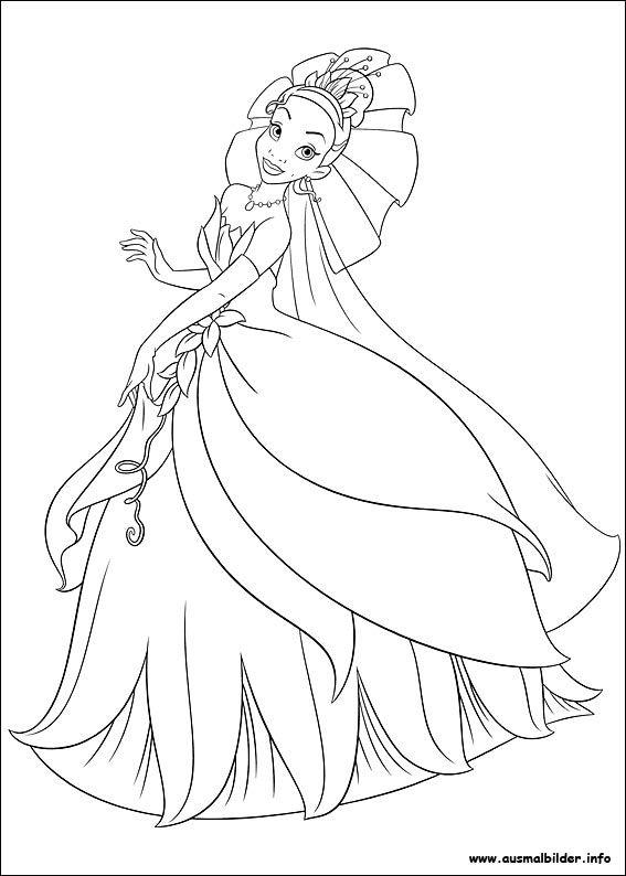 Kuss Den Frosch Malvorlagen Princess Coloring Pages Frog Coloring Pages Disney Princess Coloring Pages