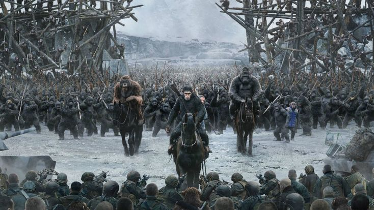 The Visual Effects Society (VES), the top guild for visual effects in film and television, announced their winners for 2017 Tuesday night. War for the Planet of the Apes walked away with the top honor of Outstanding Visual Effects in a Photoreal Feature.