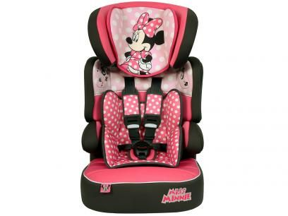 Cadeira para Auto Disney Minnie Mouse - Beline SP para Crianças de 9 até 36kg com as melhores condições você encontra no Magazine Sualojaverde. Confira!