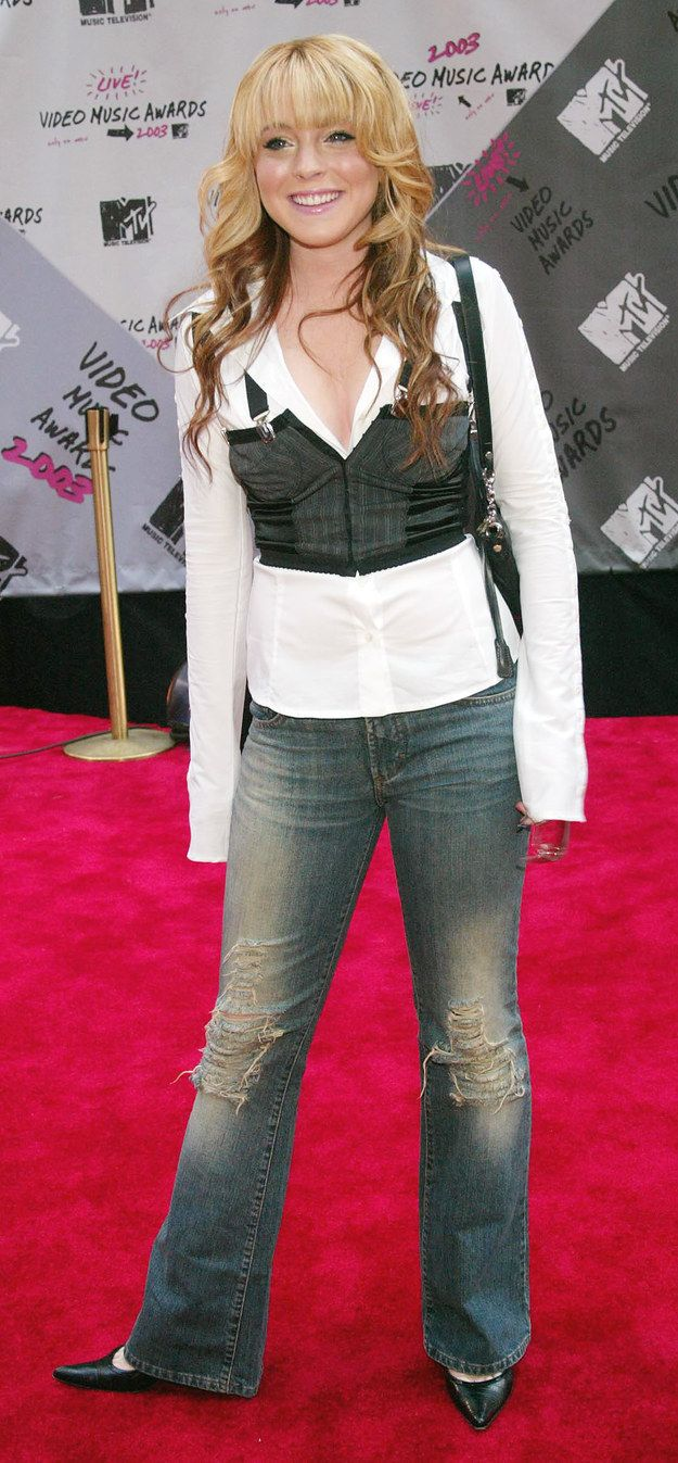 60 Pictures That Perfectly Capture The 2000s Vests