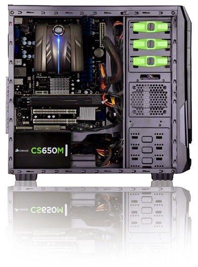Rakit Sendiri Komputer Impianmu, GAMERINDO…kali ini berbagi tentang spesifikasi komputer gaming yang menggunakan procie AMD teknologi terbaru, yaitu AMD Vishera FX yang menggunakan socket AM3.