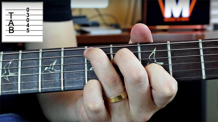 Guitar Essentials: 12 Gorgeous Open-String Chords