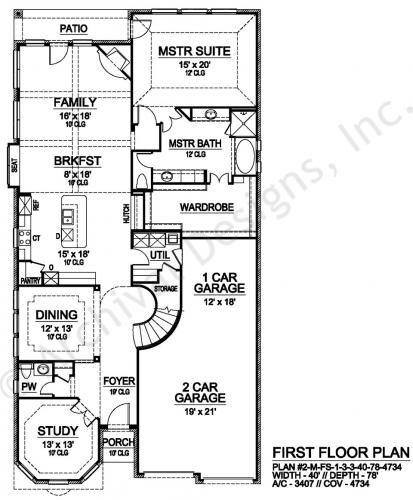 9 best House Plans images on Pinterest Dream homes, Dream houses