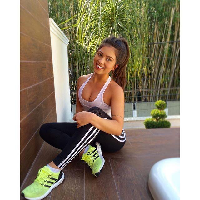Girls in Adidas