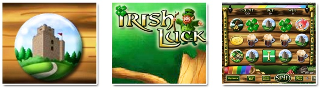 Do you have the luck of the Irish? Find out playing Irish Luck free slots at Gossip Bingo!