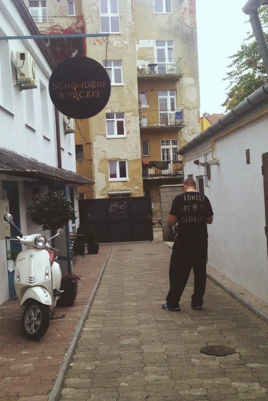 Schöndorf bio cafe - kaviareň čo uchováva hodnoty Obchodnej jak sa patrí