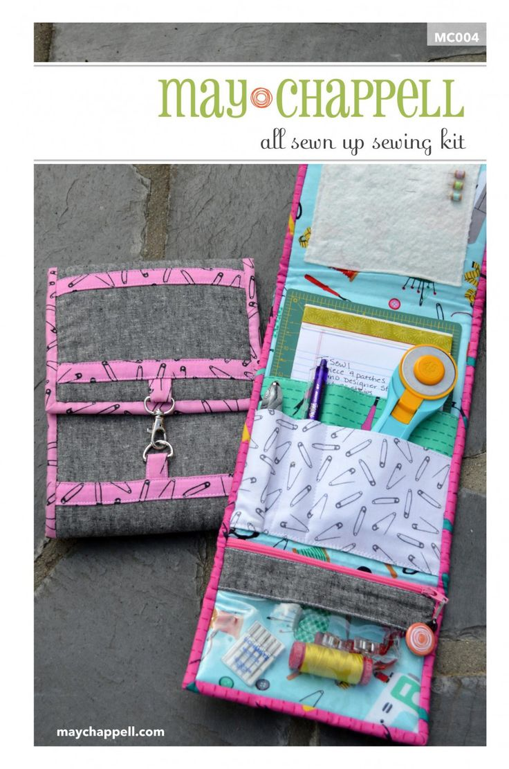 All Sewn Up Sewing Kit – Red Thread Studio