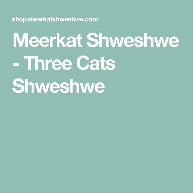 Meerkat Shweshwe - Three Cats Shweshwe