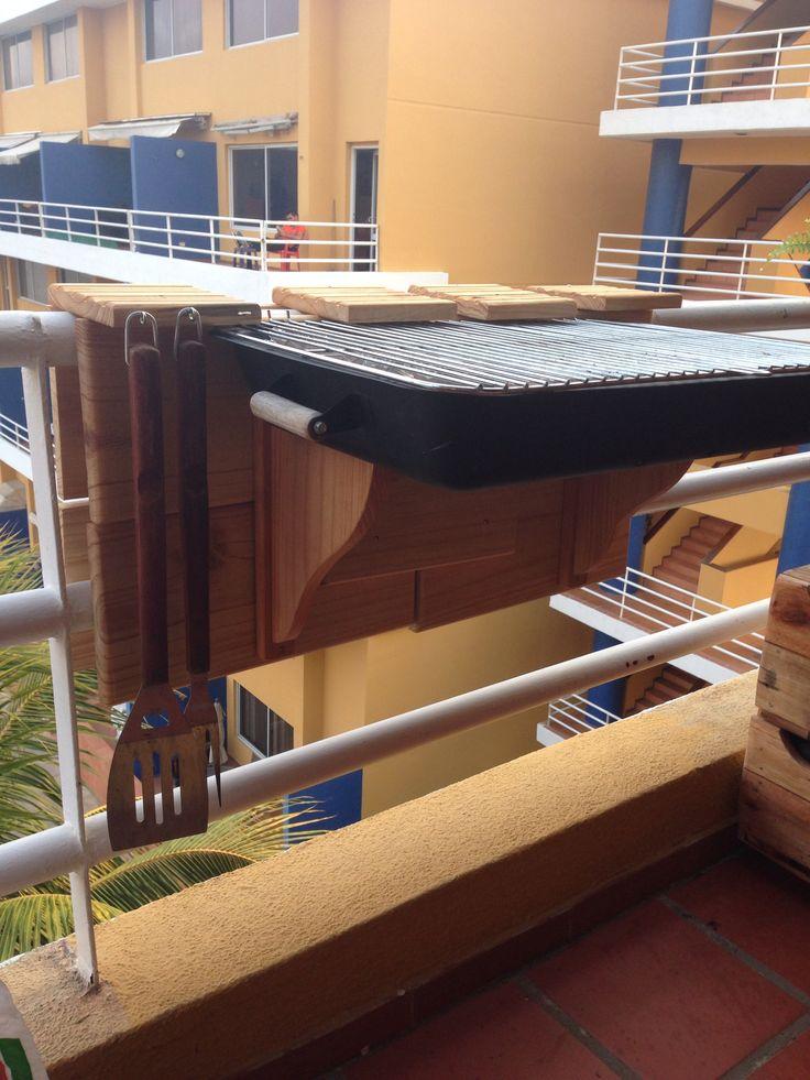 The 25 best barandas para balcones ideas on pinterest - Barandas de terrazas ...