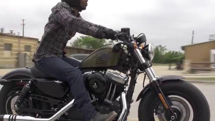 Harley-Davidson Sportster 48 Riding Footage - San Diego Harley-Davidson