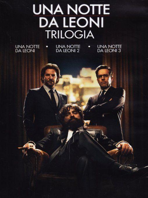 Una Notte Da Leoni - La Trilogia (3 Dvd)