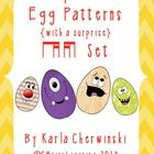 Looking for a fun way to practice rhythms with an Easter or spring theme? This Funny Easter Egg Patterns rest download is for you! But wait - there...