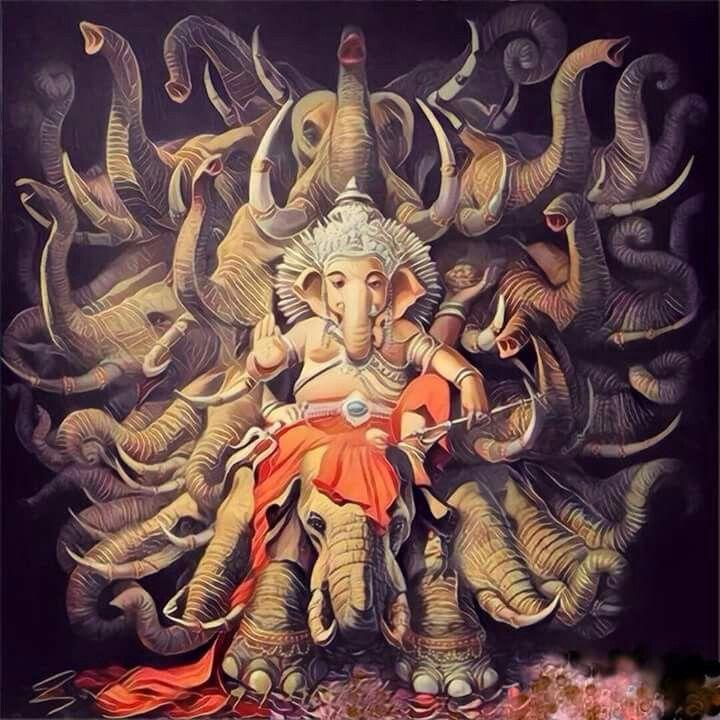 Jai Sri Ganesh.