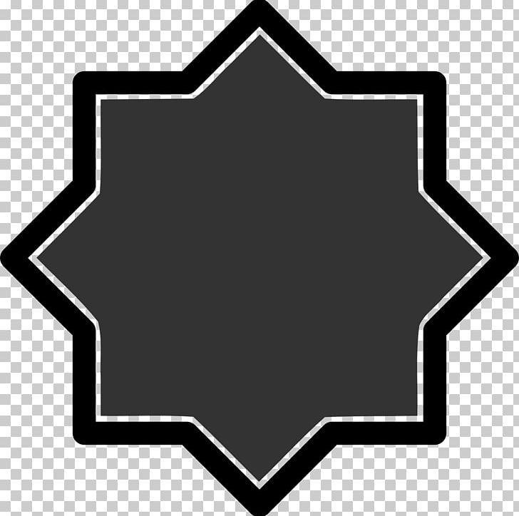 Islamic Geometric Patterns Symbols Of Islam Png Clipart Angle Black Black And White Clip Art Geometric Shape Symbols Of Islam Geometric Pattern Geometric