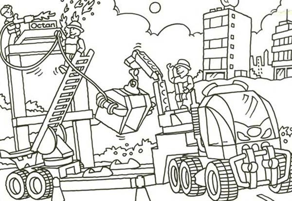 construction coloring pages coloring pages fall