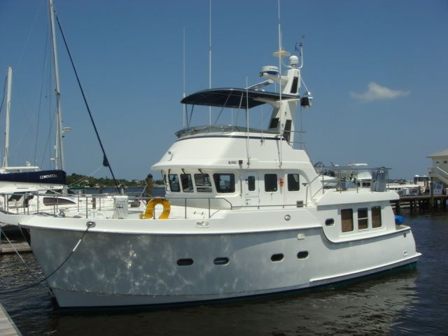View similar Trawlers For Sale on the Curtis Stokes & Assoc. web site.