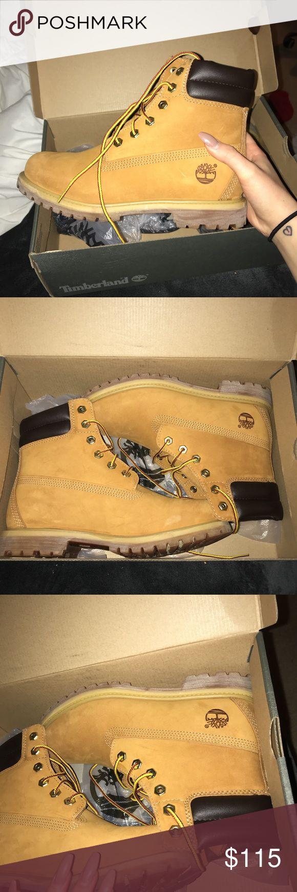 Brand New Timberland Boots Timberland Women's Boots in size 7.5, Only worn once Timberland Shoes