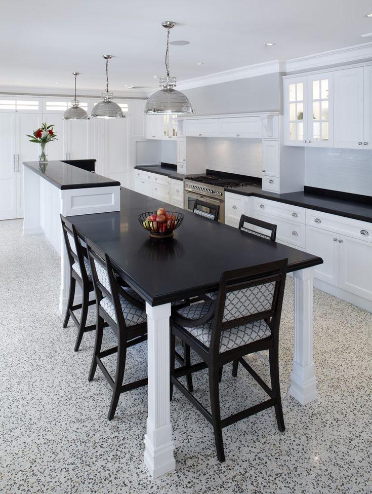INDIAN JET BLACK / ABSOLUTE > Natural Stone > Quantum Quartz, Natural Stone Australia, Kitchen Benchtops, Quartz Surfaces, Tiles, Granite, Marble, Bathroom, Design Renovation Ideas. WK Marble & Granite Pty Ltd Australia.