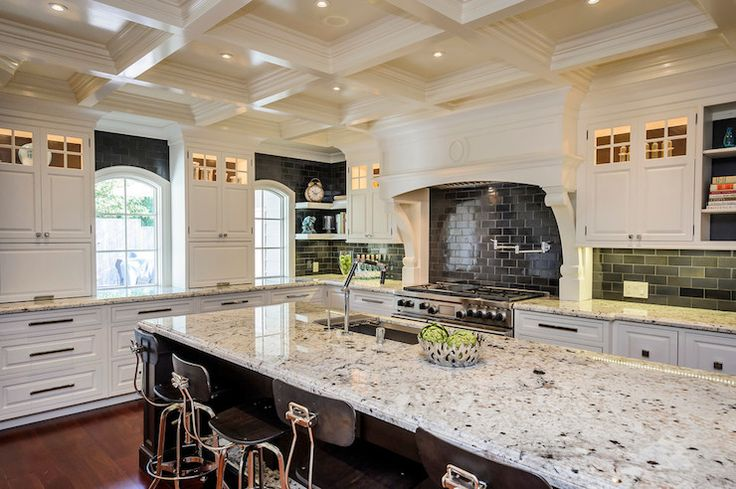 Best 35 Best White Ice Granite Kitchen Images On Pinterest 400 x 300
