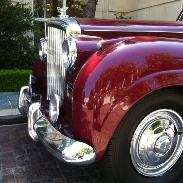 Classic Bentley Wedding Car: 1000+ Images About Bently On Pinterest