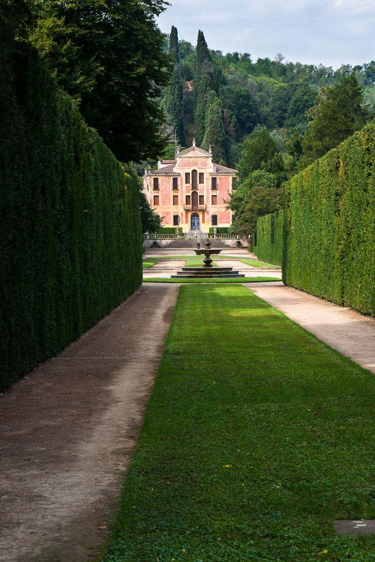 giardini di Villa Barbarigo a Valsanzibio