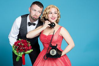 Enter to win 2 tickets for Opera Mariposa's first English opera THE TELEPHONE July 11-13  |  Contest closes July 9